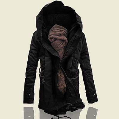 Street Hooded Jacket (3 colors) - RinmakStyle