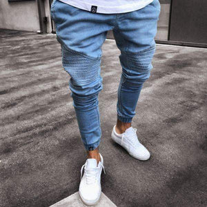 Fashion Jeans (2 colors) - RinmakStyle