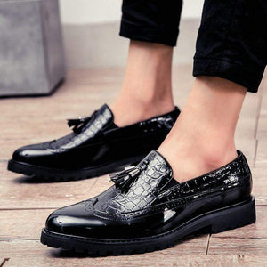 Comfortable Fashion Loafers (3 colors) - RinmakStyle