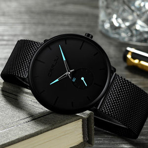Men's Luxury Quartz Watches (3 colors) - RinmakStyle