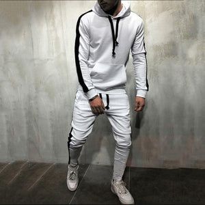 Casual Hooded Tracksuit (5 colors)