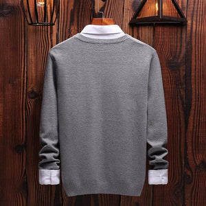 Fashion pullover (4 colors) - RinmakStyle