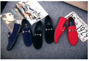 Men's Shoes Slip on (3 colors) - RinmakStyle