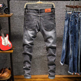 Stylish Straight Jeans (5 colors) - RinmakStyle