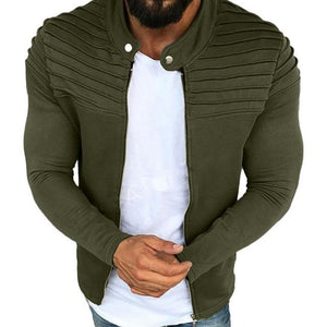 Slim Fit Jacket (3 colors) - RinmakStyle