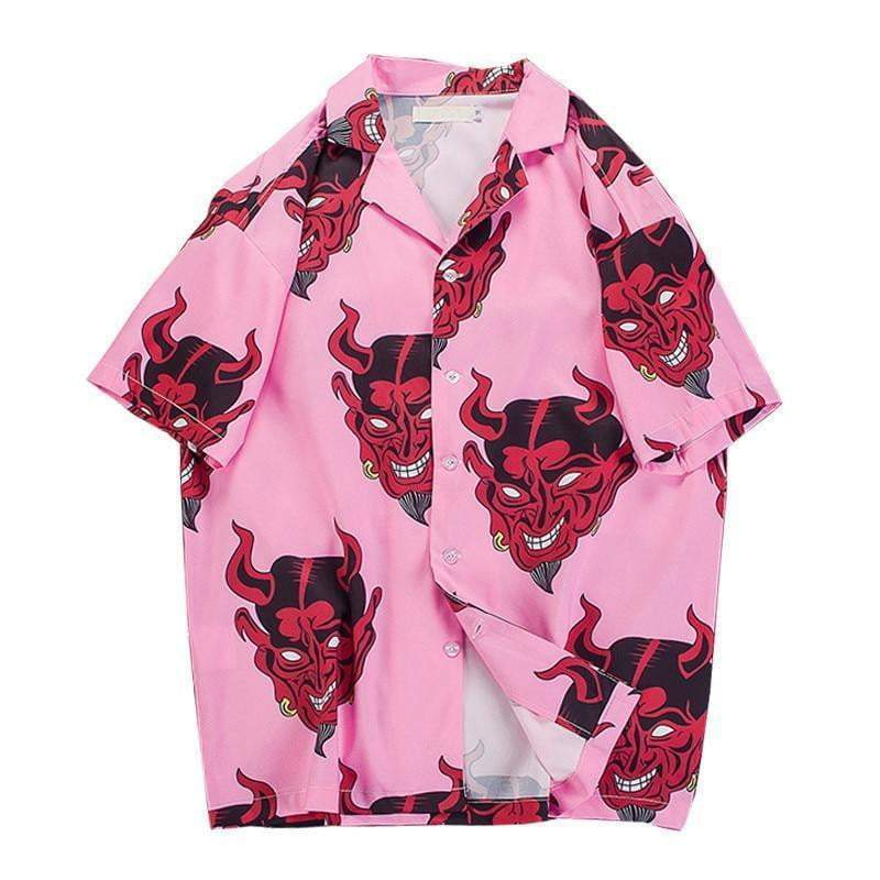 Summer shirts Devil Full - RinmakStyle