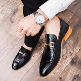 Luxury Leather Shoes (2 colors) - RinmakStyle