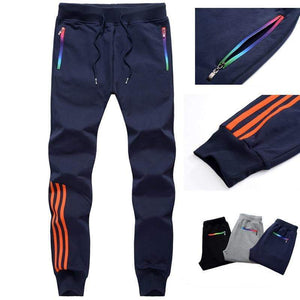 Men's Striped Sweatpants Pants (3 colors) - RinmakStyle
