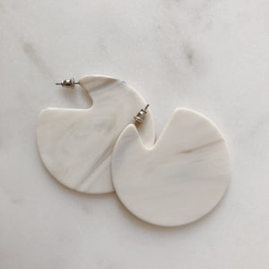 CLARE EARRINGS - LUNA