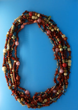 Red Jasper Tribal Waistbeads