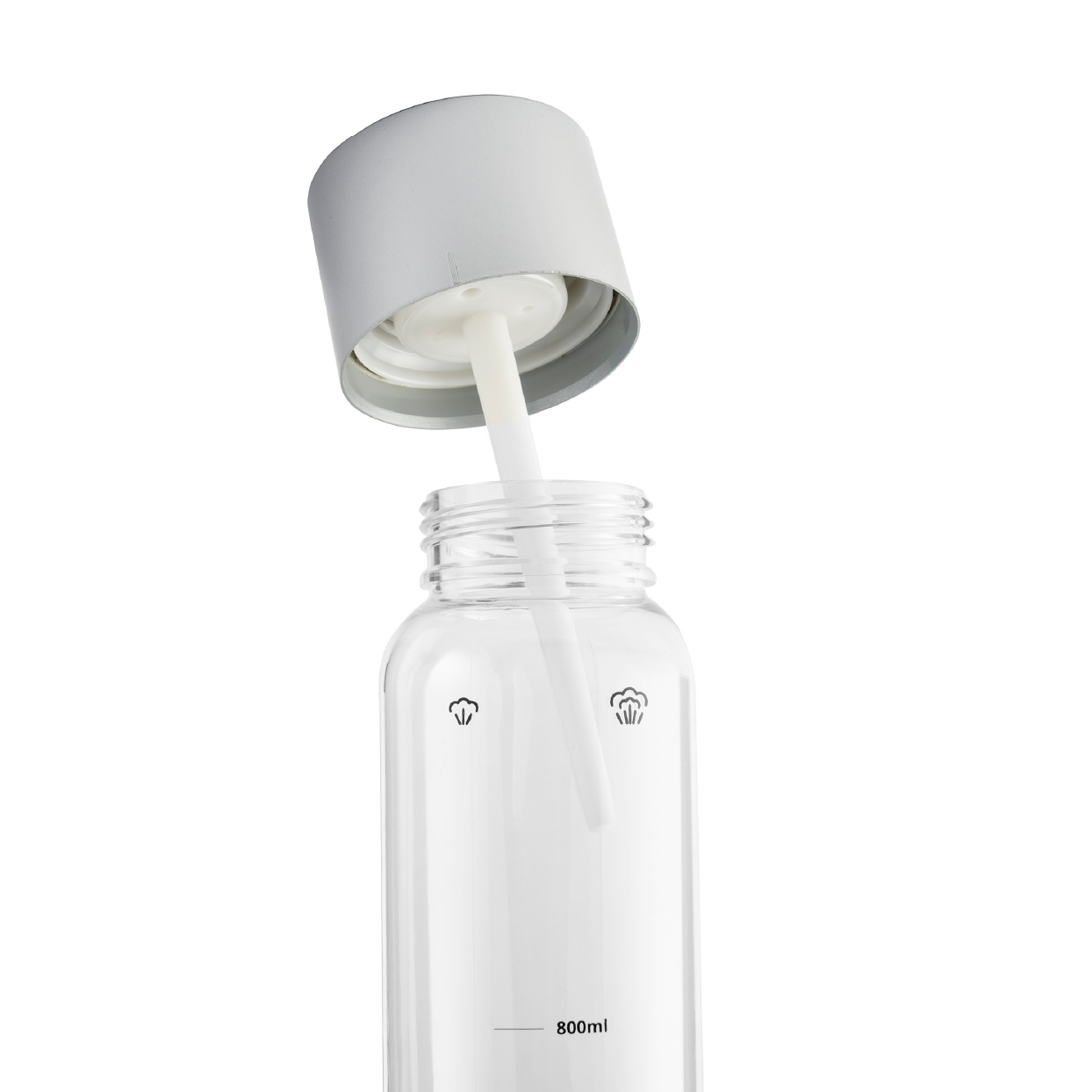 qarbo replacement Aircharge Cap (Silver)