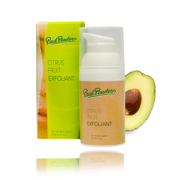 Paul Penders Citrus Fruit Exfoliant
