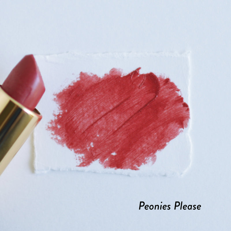 Hynt Beauty ARIA Pure Lipstick Peonies Please