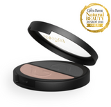 Inika Pressed Mineral Eyeshadow Duo