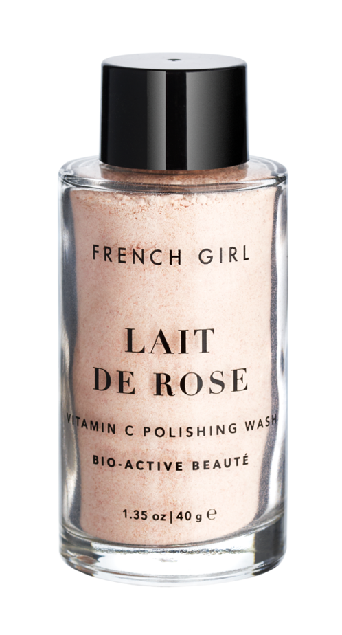 FRENCH GIRL Lait de Rose - Vitamin C Polishing Wash
