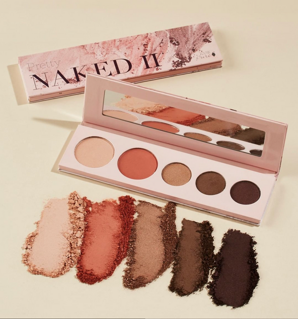 100 Percent Pure Pretty Naked II Palette