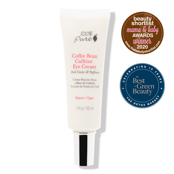100 Percent Pure Coffee Bean Caffeine Eye Cream