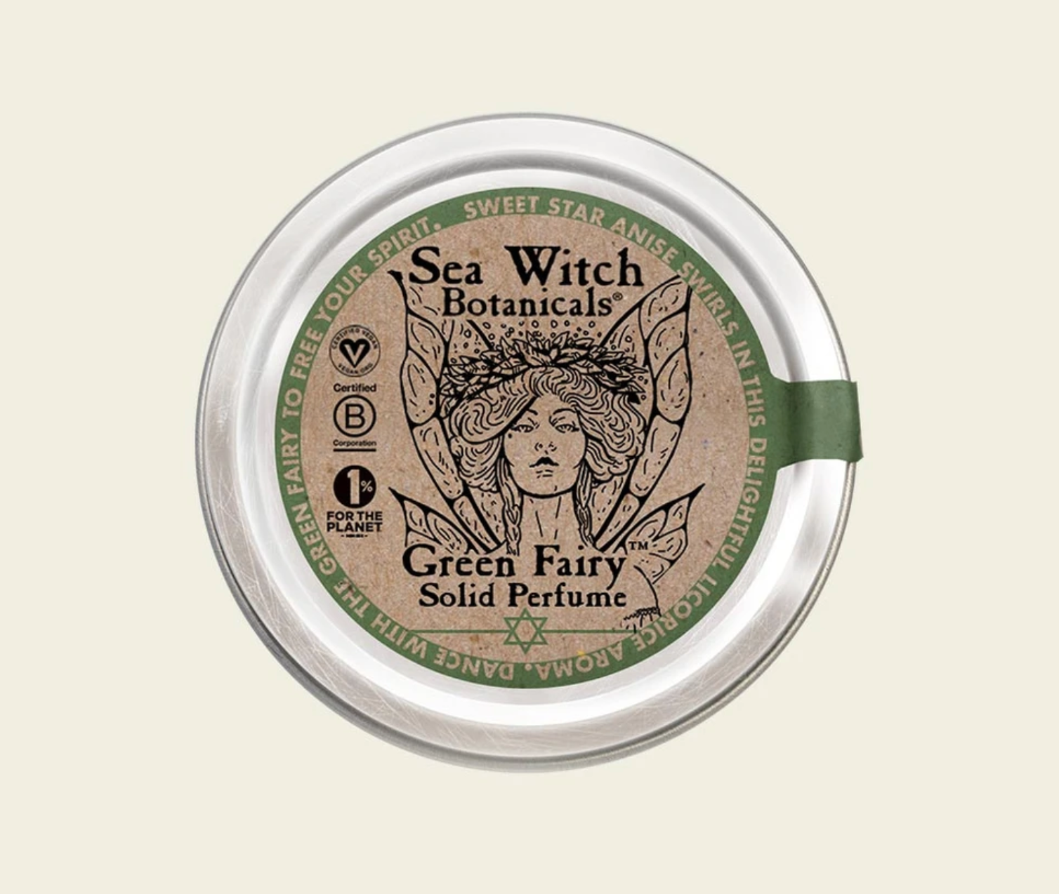 Sea Witch Botanicals Solid Perfume
