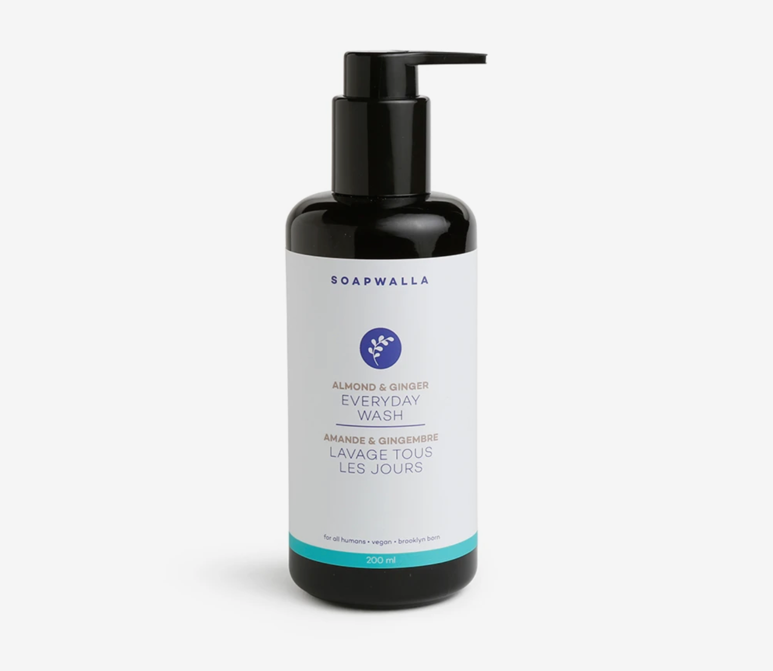 Soapwalla Almond & Ginger Everyday Wash
