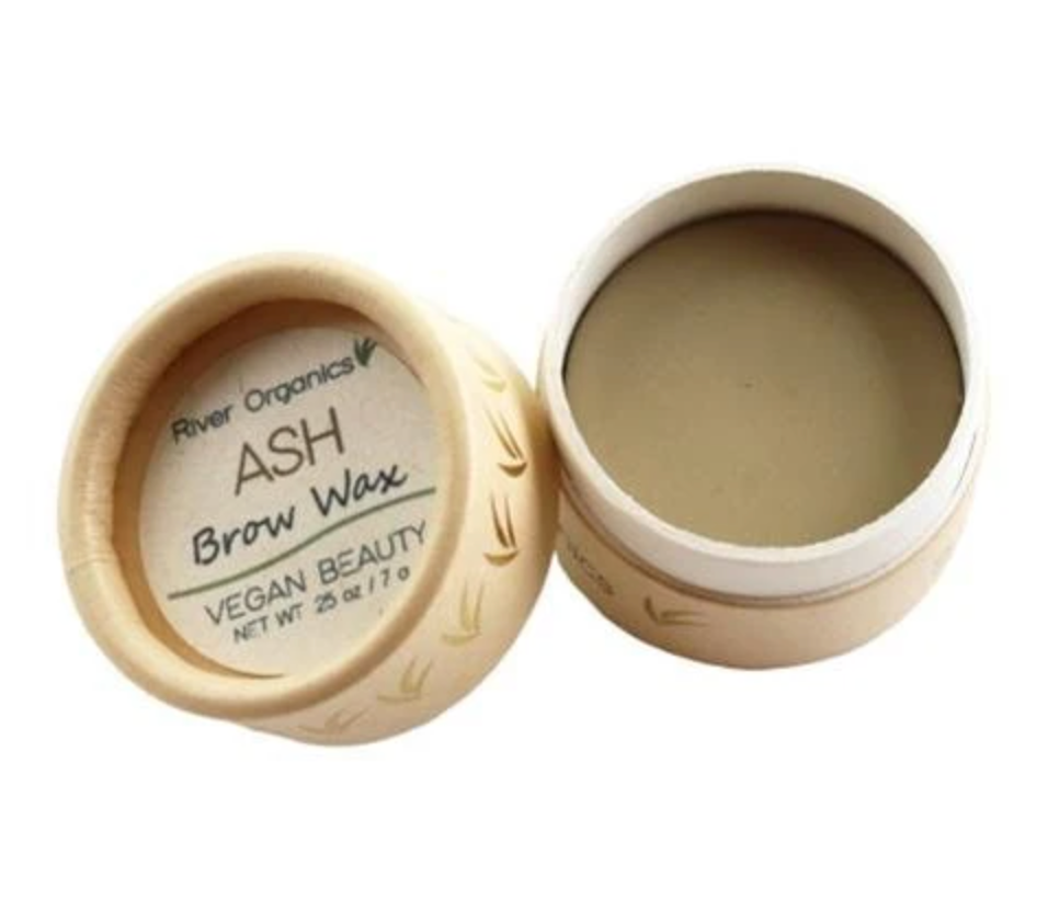 River Organics Eyebrow Wax Ash
