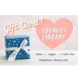 The Beauty Library e-Gift Card