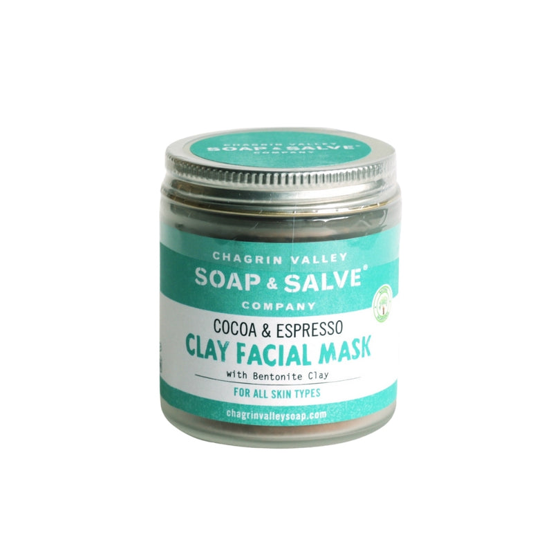 Chagrin Valley Soap & Salve Cocoa & Espresso Clay Face Mask