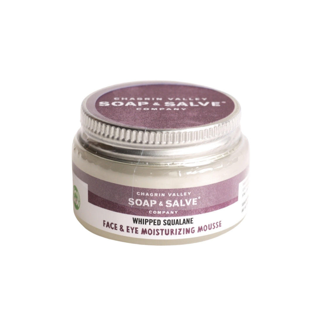 Chagrin Valley Soap & Salve Whipped Squalane Face & Eye Cream