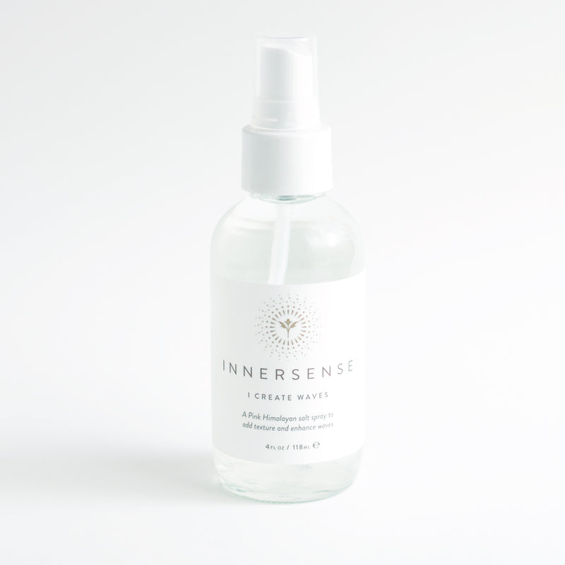 Innersense I Create Waves Salt Spray 4 oz