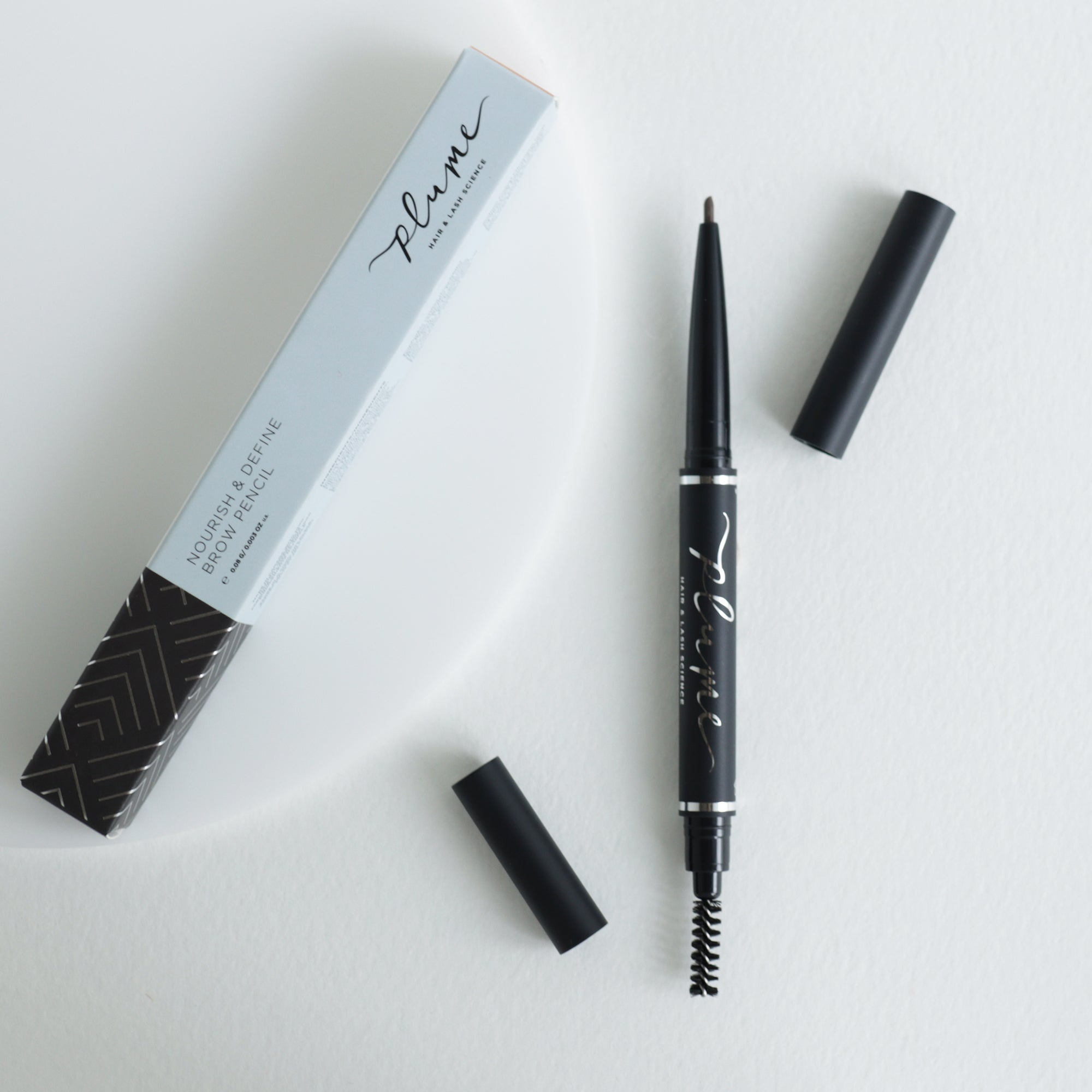 Plume Science Nourish & Define Refillable Brow Pencil
