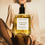 FRENCH GIRL Lumiere Body Glow Oil - Ambre