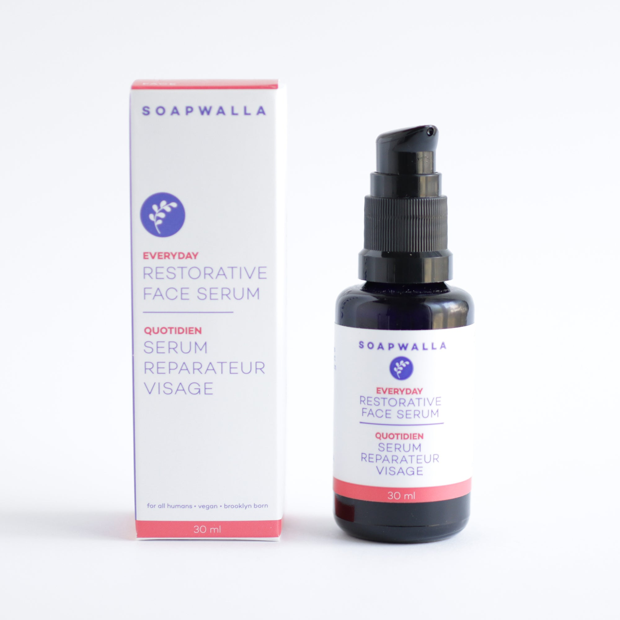 Soapwalla Restorative Face Serum