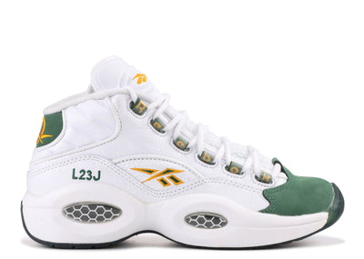 Authentic Reebok Question Mid Lebron James - Sneak Foot LTD