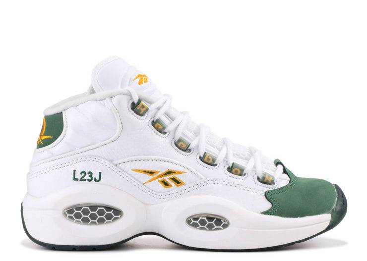 Authentic Reebok Question Mid Lebron James - Sneak Foot Co