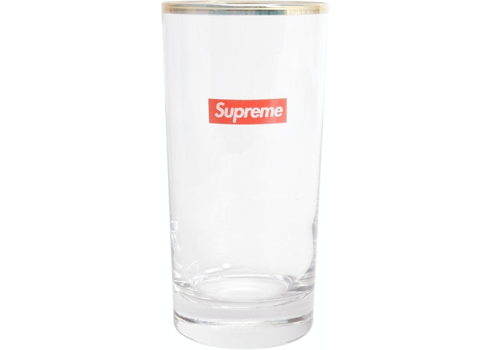 Authentic Supreme Bar Glass - Sneak Foot Co