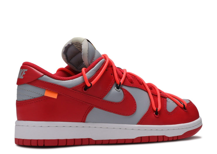 Authentic Dunk Low University Red - Sneak Foot Co