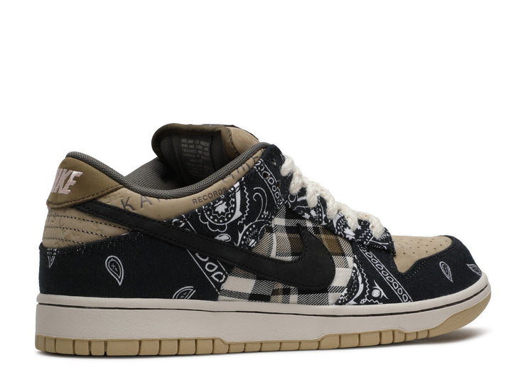 Authentic Dunk Low SB Travis Scott - Sneak Foot LTD