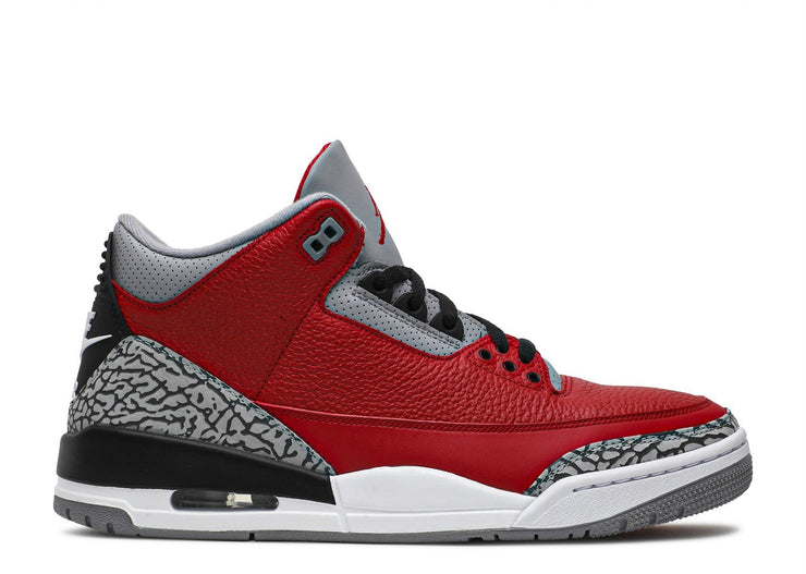 Authentic Jordan 3 Retro SE (Chi) Red Cement - Sneak Foot LTD