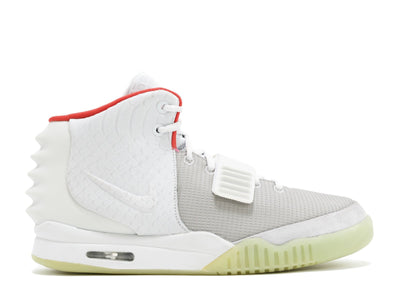 Authentic Air Yeezy 2 Pure Platinum - Sneak Foot LTD
