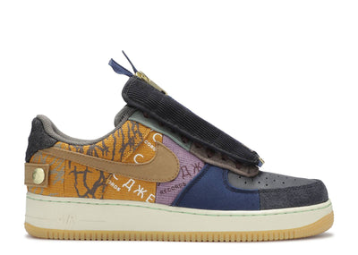 Authentic Air Force 1 Cactus Jack - Sneak Foot LTD