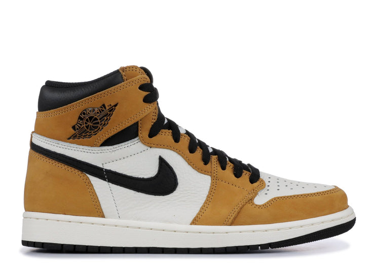 Authentic Jordan 1 Retro Rookie Of The Year - Sneak Foot LTD