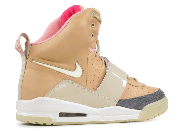 Authentic Air Yeezy 1 Net Tan - Sneak Foot Co