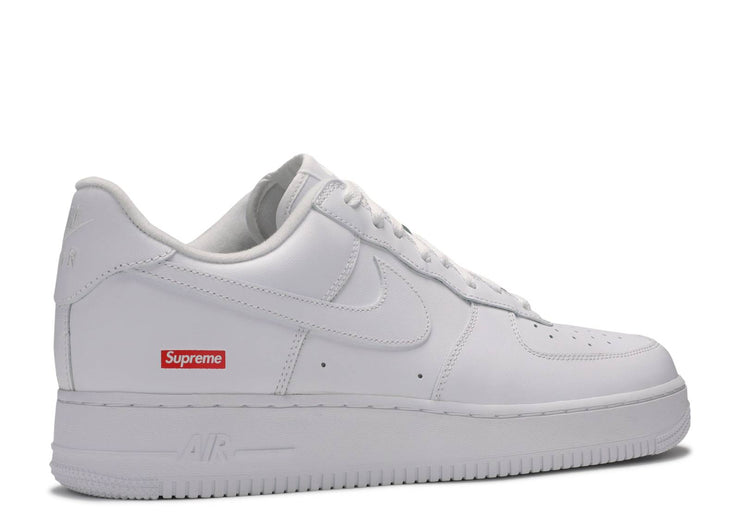 Authentic Air Force 1 Low Supreme White - Sneak Foot Co