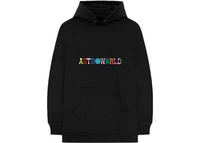 Authentic Astroworld WYWH Logo Hoodie - Sneak Foot LTD