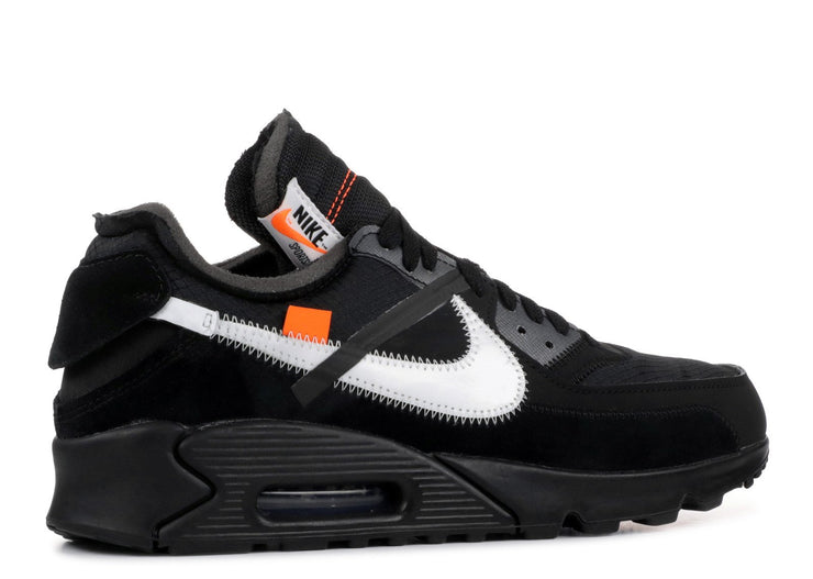 Authentic Air Max 90 Off-White Black - Sneak Foot Co