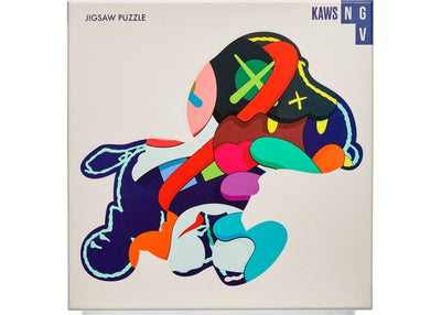 Authentic KAWS Stay Steady Puzzle Kit - Sneak Foot Co