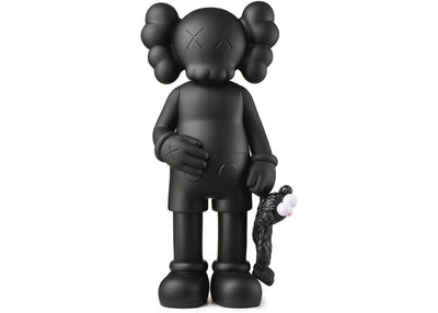 Authentic KAWS Share Vinyl Figure Black Edition - Sneak Foot LTD