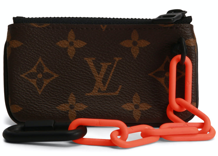 Authentic Louis Vuitton Pochette Cles Monogram - Sneak Foot Co