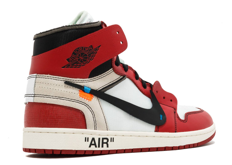 Authentic Jordan 1 Retro Off-White Chicago - Sneak Foot LTD