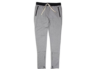 Authentic Fear Of God Essentials Drawstring Joggers Grey - Sneak Foot Co