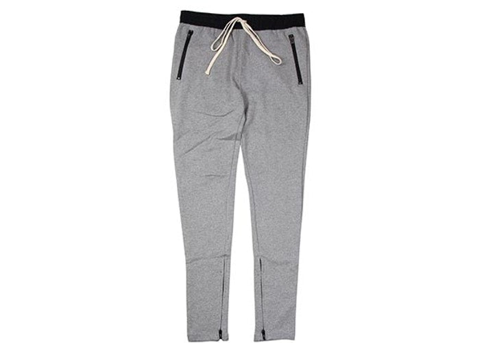Authentic Fear Of God Essentials Drawstring Joggers Grey - Sneak Foot LTD